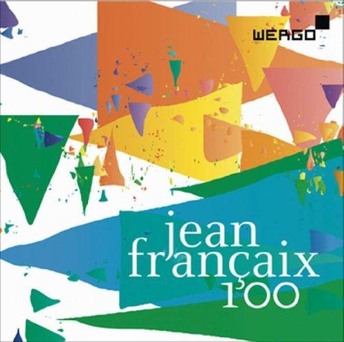 (Jean Francaix 100 Anniversary Box by Jean Fran??aix (2013-02-14))