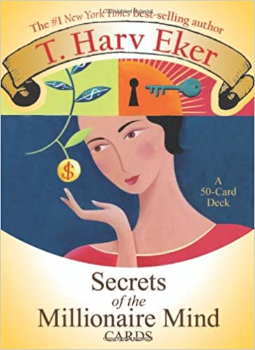 Secrets Of The Millionaire Mind Cards T Harv Eker 9781401910570