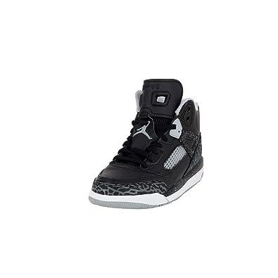 Noir Nike Air Jordan Spiz'ikepsEnfant 317700 003 BdCoerxW