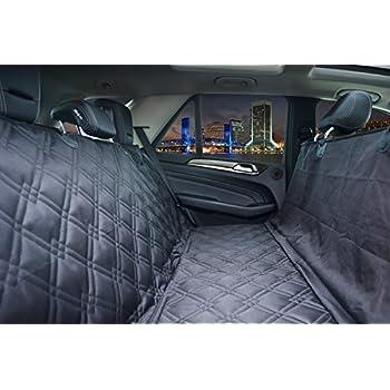 Amazon Com Bulldogology Premium Dog Car Seat Covers