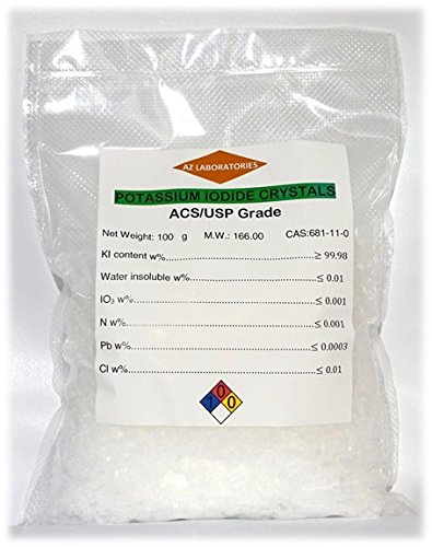 Potassium Iodide grams Crystals Powder product image