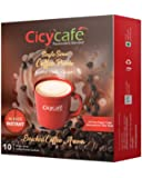 Cicycafe Coffee Premix- 10 Sachets Pack with 10 Free Paper Cups