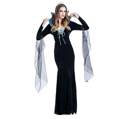 ElegantHalloween Earl Queen Damen Kleid Kostüm Pack Vampir USMVpzGq