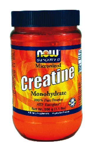 Now Foods Creatine Monohydrate - 1.1 lbs. 6 Pack