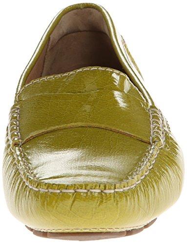 Clarks Kvinders Dunbar Granby Slip-on Dagdriver Grøn dRgJVgbfE