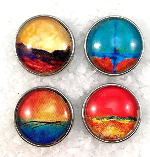 Wild Nature Collection Snap Charm Snap Jewelry Ginger Snap Noosa Style Popper Snap Charm Interchangeable Jewelry Price for 1 - Noosa Stores