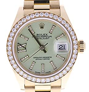 Rolex Datejust automatic-self-wind womens Watch 279138 (Certified Pre-owned)