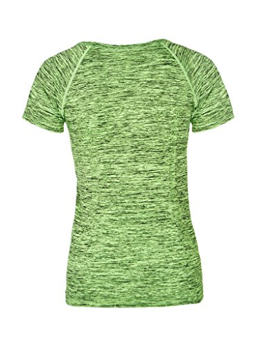 Blooming Jelly - Camisa deportiva - para mujer Verde