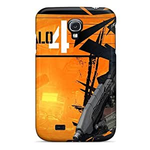 DxDFisU2184pyeAN Halo 4 Concept Art Fashion PC For Case Ipod Touch 4 Cover