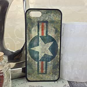 Iphone 5, Iphone 5s Vintage US Air Force Case. Free Screen Protector!
