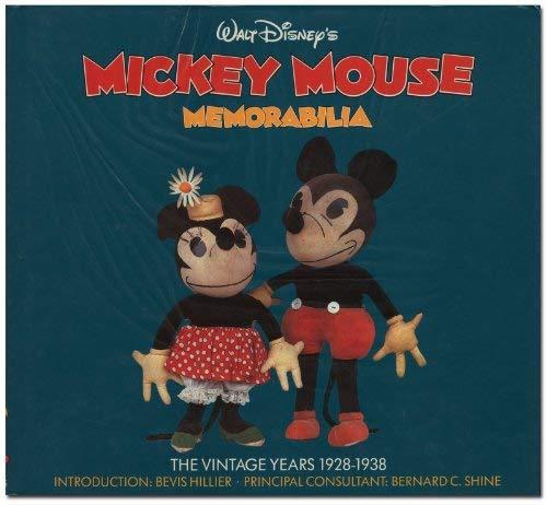 (Walt Disney's Mickey Mouse Memorabilia: The Vintage Years, 1928-1938 )