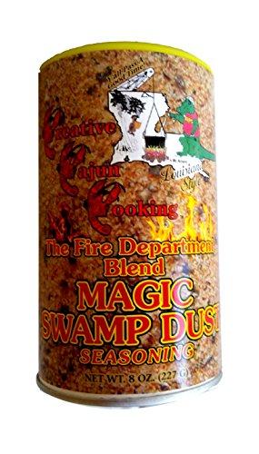 (Magic Swamp Dust (The Fire Dept. Blend))