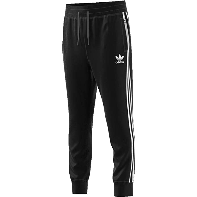 shoes for cheap limited guantity best selling adidas Jungen Trefoil French Terry Hose