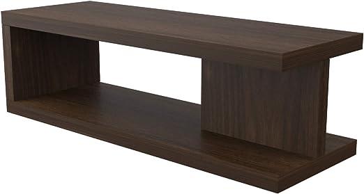 VE.CA-ITALY - Mesa de centro Moderna mesa de café en madera, color ...
