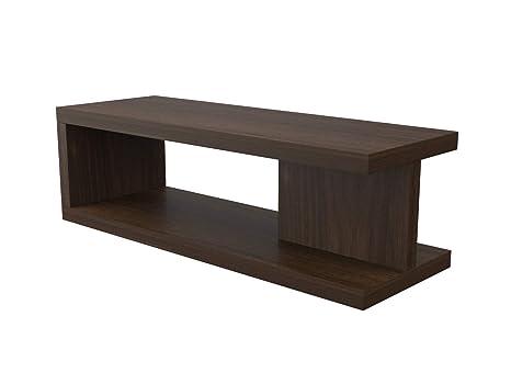 VE.CA-ITALY - Mesa de centro Moderna mesa de café en madera ...