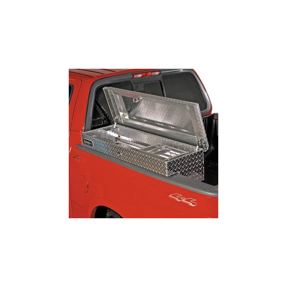 Buyers Lo Side Top Mount Tool Box Size Color   Silver