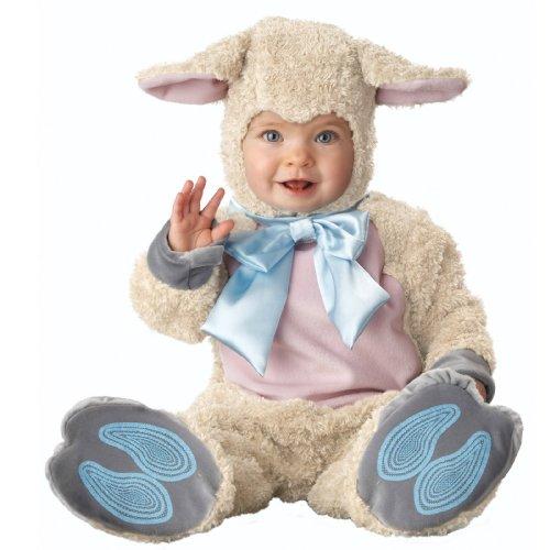 [Lil' Lamb Costume - Infant Medium] (Baby Lamb Halloween Costumes)