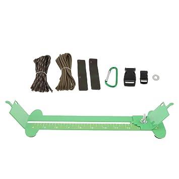 Stainless Steel Paracord Bracelet Braiding Weaving Jig Making Weaving Tool Paracord Bracelets
