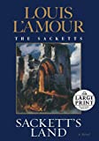 Sackett's Land, Louis L'Amour, 0739377493