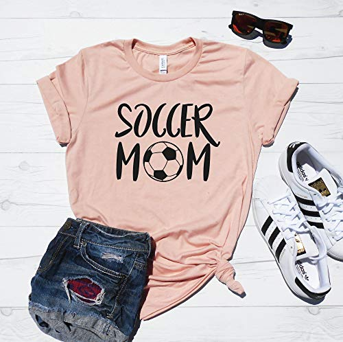 Soccer Mom Shirt, Soccer Mom T-Shirt, Soccer Mom