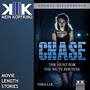 Chase: The Hunt for the Mute Poetess (Chase 1) Audiobook