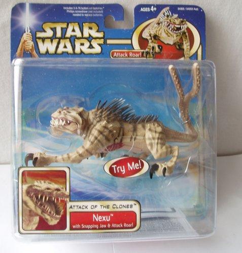 Star Wars Attack of the Clones Nexu Arena Beast