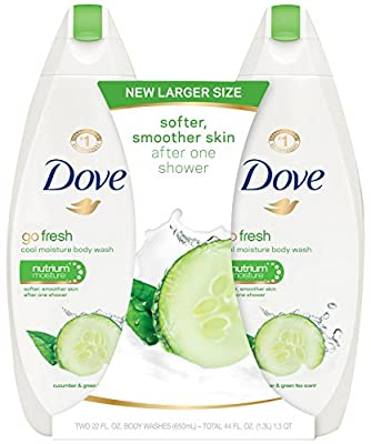 Dove Body Wash, Cool Moisture