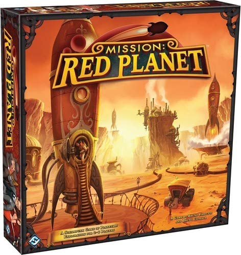 Mission: ROT Planet Board Game