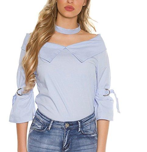KouCla - Camisas - para mujer Azul