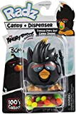 Radz Brand Angry Birds Toy Candy Dispenser, 0.7 Ounce