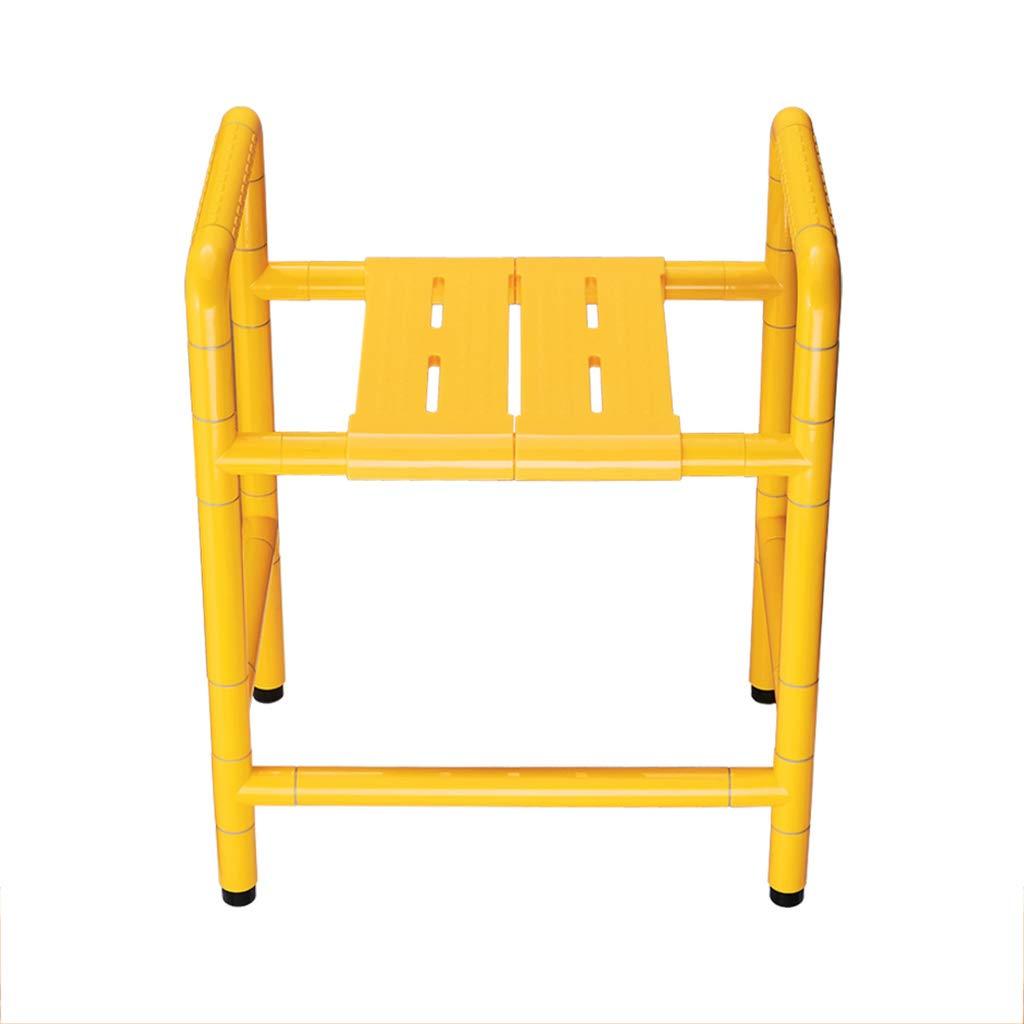 低価格 ノンスリップバスルームスツール B07H6D9TQ3、ステンレススチールシャワースツール、高齢者用セーフティ車椅子 Ailin (色 home (色 : イエロー イエロー いえろ゜) イエロー いえろ゜ B07H6D9TQ3, 久瀬村:a609c967 --- a0267596.xsph.ru