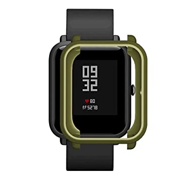 Amazon.com: Shan-S Compatible for Amazfit Bip Youth Watch ...