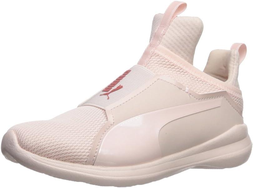 PUMA Fierce Core Sneaker Pearl-Spiced Coral 1 M US Little Kid b544edc3d