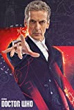 Doctor Who - Capaldi Poster 24 x 36in