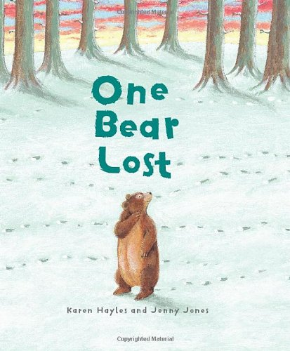 Download One Bear Lost (Picture Books Large) pdf epub