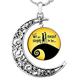 VWH The Nightmare Before Christmas Pendant Necklace Jewelry Gift (01#)