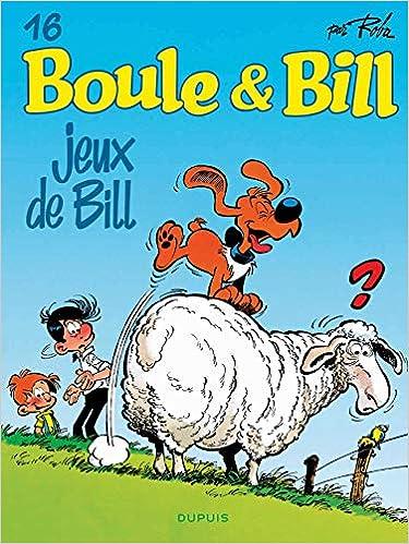 Boule Bill, Jeux