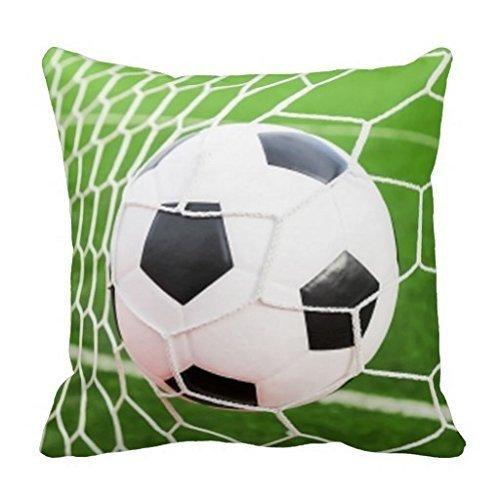 violetpos funda de cojín decoración Fútbol sofá Ornamentales ...