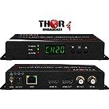 HDMI to Coax Modulator Send HDMI Video Source up 1080p to All TVs as HD CATV QAM or ATSC Channels