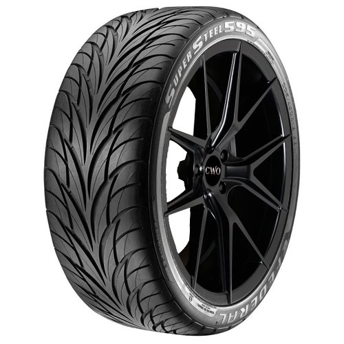 Federal SS595 Performance Radial Tire-275/40R18 99W (275 40zr18)