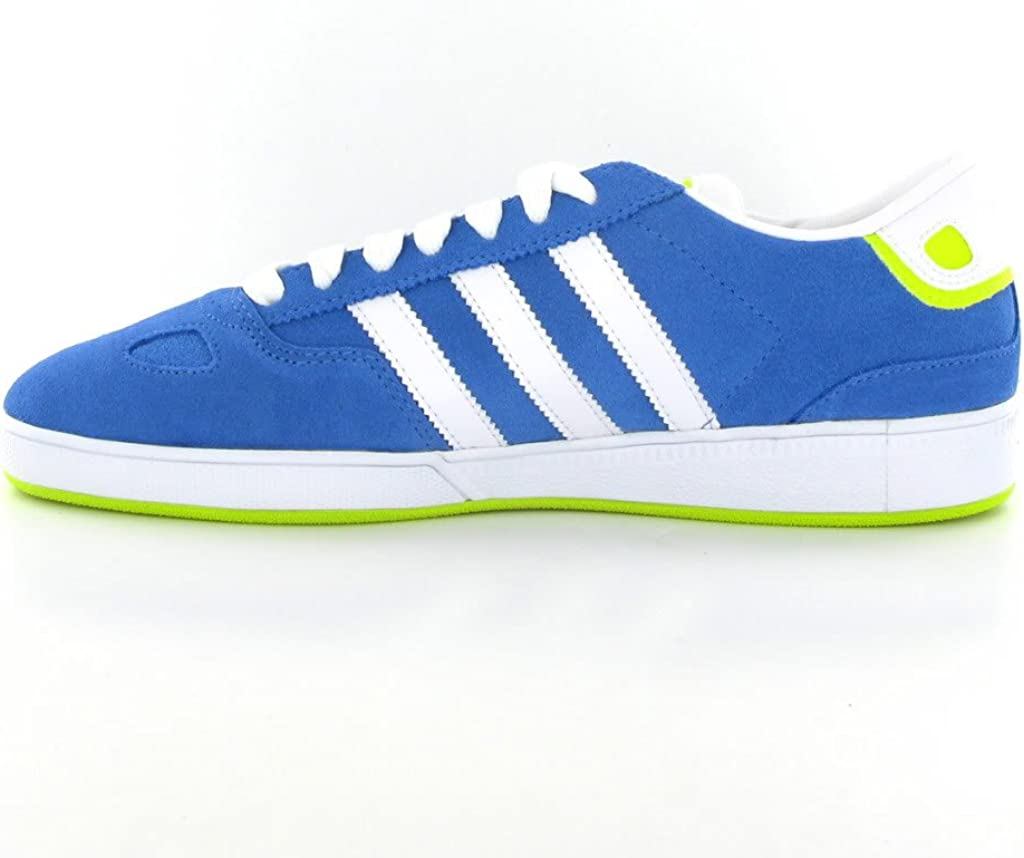 | adidas Ciero ST Blue White Suede Leather Mens