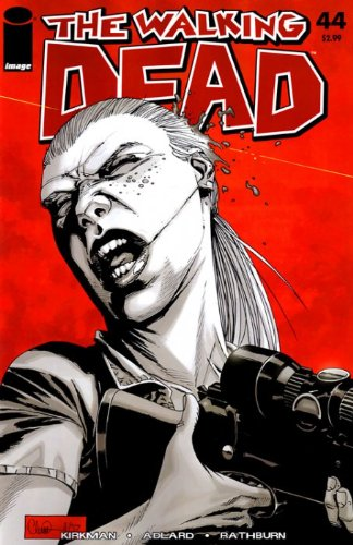 "The Walking Dead #44 ""1st Print"""