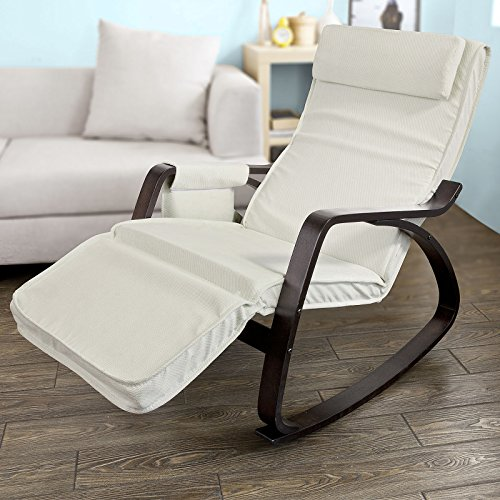 Admirable Haotian New Relax Rocking Chair Lounge Chair With Adjustable Alphanode Cool Chair Designs And Ideas Alphanodeonline