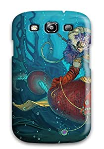 Best 3832665K32757684 Special Design Back Artistic Phone Case Cover For Galaxy S3