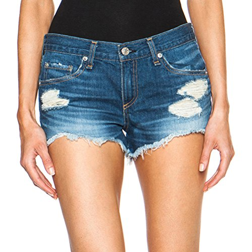 Women's Levi's The Cut Off Distressed Denim Low Rise Jean Shorts ...