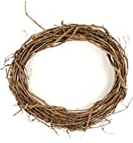 Darice 2802-74 Grapevine Wreath 20''