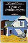 Crime et chuchotements par Davis