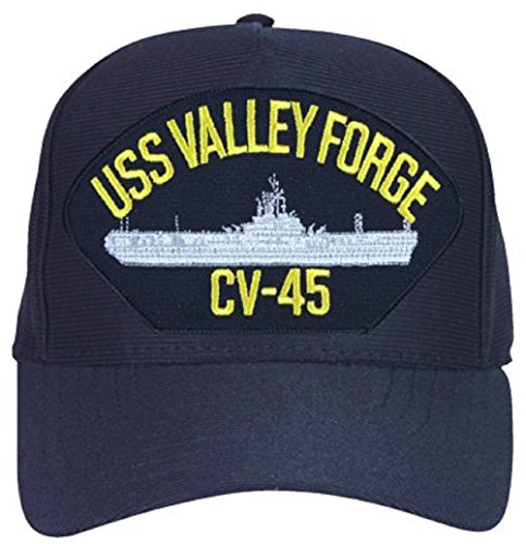 USS Valley Forge CV-45 Ball Cap Hat