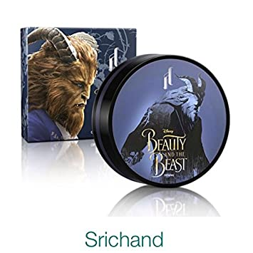 Srichand Limited Edition Beauty and the Beast oil control powder for men.