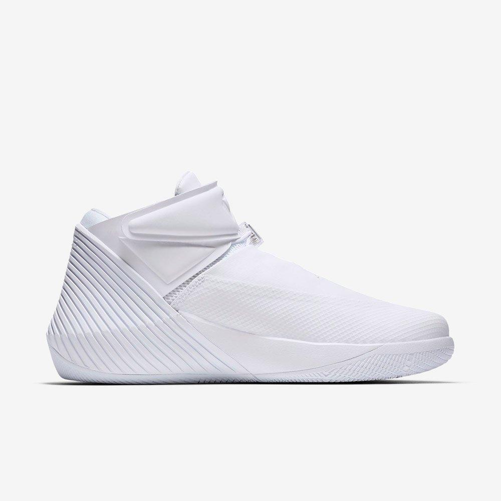 NIKE(ナイキ) ジョーダン WHY NOT ZER0.1 PFX AQ9028-100 バスケットボール シューズ バッシュ B07D56RR7W 28.5 100ホワイト×ホワイト